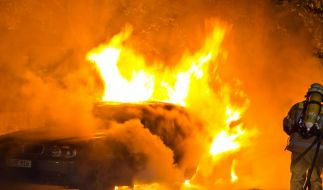Unbekannte zünden wieder Autos in Bonn und Umgebung an (Foto)