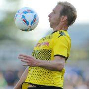 Und wo wird Florian Kringe in der kommenden Saison mit dem Ball zaubern?