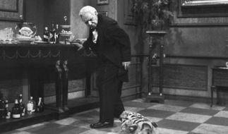 Und jährlich grüßt der Butler: «Dinner for one» (Foto)