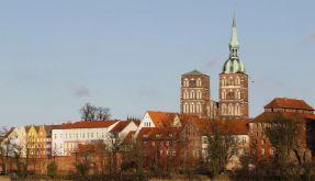Unesco-Weltkulturerbe Stralsund (Foto)