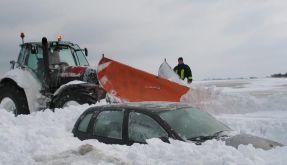 Unfälle, Ausfälle, Notfälle - Winterwunder mit Tücken (Foto)