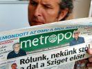 Ungarn: Verfassungsklagen gegen Mediengesetz (Foto)