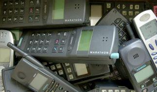 Ungehobene Schätze: Die Jagd auf alte Handys (Foto)