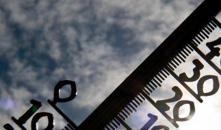 Ungewöhnliches Wetter: 2012 beginnt zu warm (Foto)
