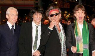 Unglaublich: Die Stones rocken seit 50 Jahren. (Foto)