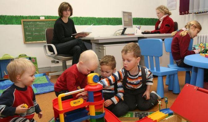 Uni in Brandenburg werben mit Familienfreundlichkeit (Foto)