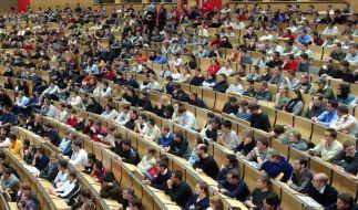 Unruhe an Hochschulen wegen Guttenberg (Foto)