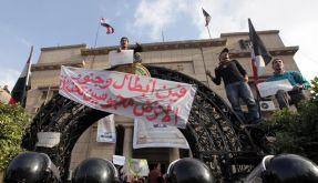 Unruhen in Ägypten (Foto)