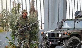 Unruhen in Tunesien - Berlin rät von Reisen ab (Foto)