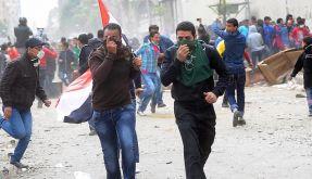Unruhen nach Freitagsgebet in Ägypten (Foto)