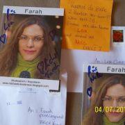 Unter Jugendlichen hat Farah eine ziemlich große Fangemeinde.