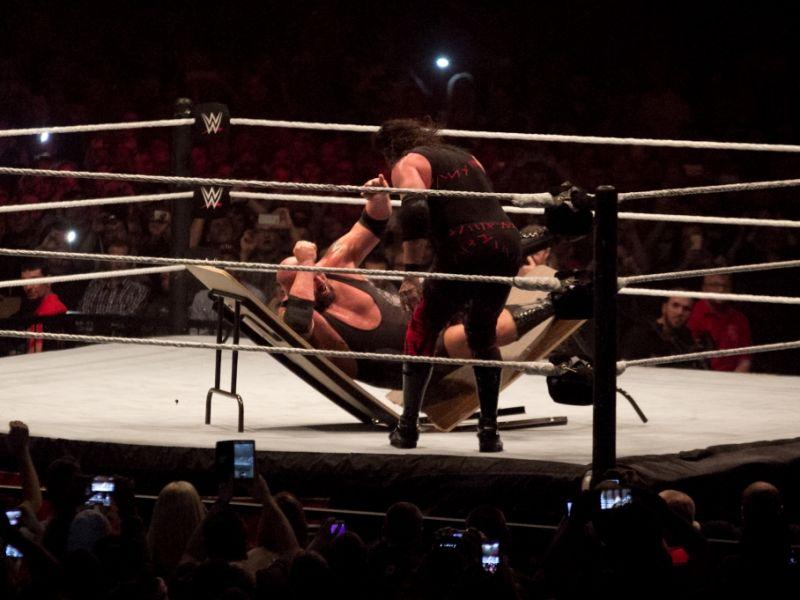 fotostrecke wwe live deutschland wrestling show der superklasse seite 15. Black Bedroom Furniture Sets. Home Design Ideas