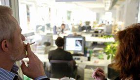 Unternehmer wollen Raucherpausen abschaffen (Foto)