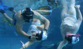 Unterwasser-Rugby (Foto)