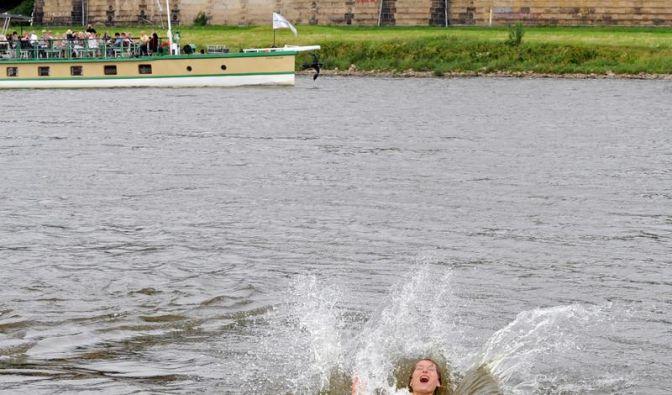 Unterwasseroper wird in der Elbe uraufgeführt (Foto)