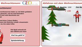 Unterwegs mit dem Weihnachtsmann (Foto)