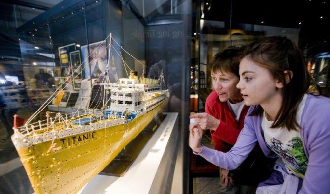 Urlaub auf den Spuren der «Titanic» (Foto)