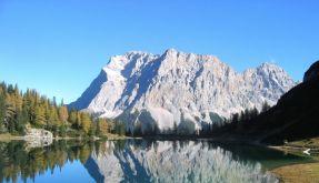 Urlaub auf der Zugspitze (Foto)