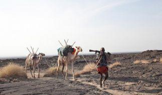 Urlaub mit Kalaschnikow: Reise in die Danakil-Wüste (Foto)