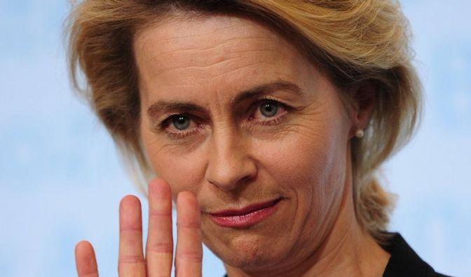 Ursula von der Leyen (Foto)