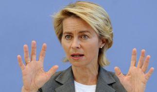 Ursula von der Leyen. (Foto)