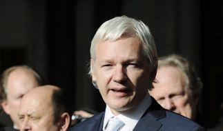 Urteil: Assange darf ausgeliefert werden (Foto)