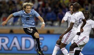 Uruguay - Frankreich (Foto)