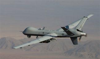 US Afghanistan Drones (Foto)