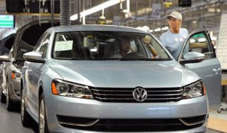 US-Amerikaner kaufen gern deutsche Neuwagen (Foto)