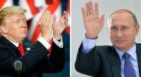 US-amerikanischen TV-Berichten zufolge soll Russlands Präsident Wladimir Putin ein Dossier zur Psyche von Donald Trump angefordert haben, um den neuen US-Präsidenten besser einschätzen zu können. (Foto)