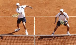 US-Davis-Cup-Team gegen Frankreich in Führung (Foto)