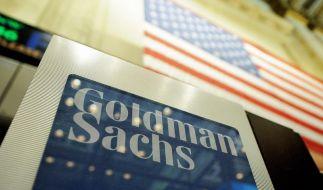 US-Justiz verschont Goldman Sachs (Foto)