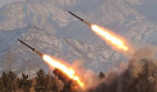 US-Manöver: Nordkorea droht mit Atomschlag (Foto)