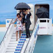 Der Abgang des coolsten US-Präsidenten hat begonnen (Foto)