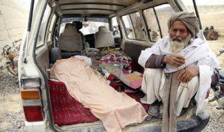 US-Soldat tötet afghanische Zivilisten (Foto)
