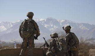 US-Soldaten in Afghanistan (Foto)