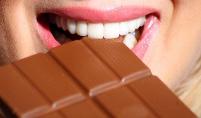 US-Studie: Schokoladen-Esser sind dünner (Foto)