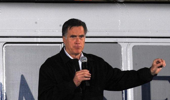 US-Vorwahl in Nevada: Mormonen helfen Romney (Foto)