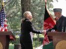 USA erklären Afghanistan zu wichtigem Verbündeten (Foto)