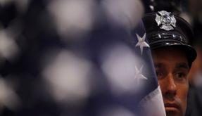 USA gedenken Opfer des 11. September (Foto)
