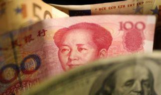USA halten China keine Währungsmanipulation vor (Foto)