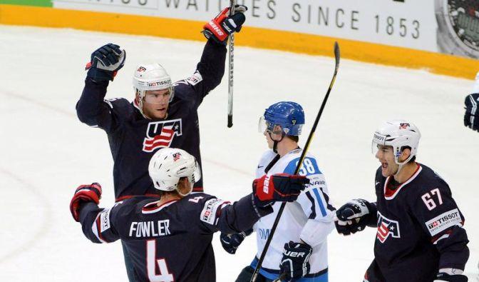 USA im Viertelfinale - Russland Gruppensieger (Foto)