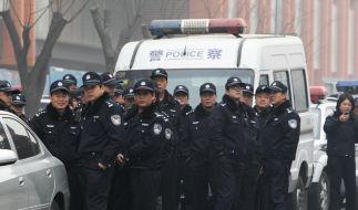 USA und EU üben scharfe Kritik an China (Foto)