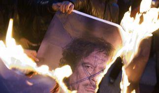 USA verhängen Sanktionen gegen Libyen (Foto)