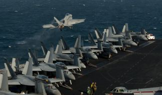 USA verschärfen Ton gegen Teheran (Foto)