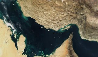 USA verschärfen Ton nach Blockade-Drohung des Irans (Foto)