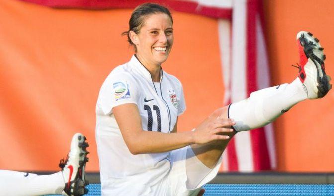 USA vor Kolumbien-Spiel: «Fühlen uns als Favorit» (Foto)