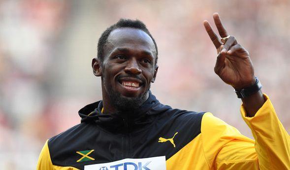 Usain Bolt beendet seine große Karriere nach der Leichtathletik-WM in London. Schnappt er sich noch eine letzte Gold-Medaille?