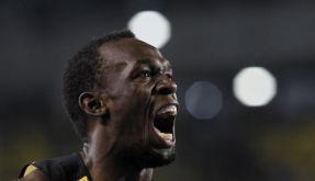 Usain Bolt rennt locker ins WM-Halbfinale (Foto)