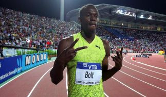 Usain Bolt (Foto)